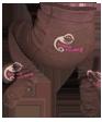 Dětské oblečení Dětské punčocháčky růžové
