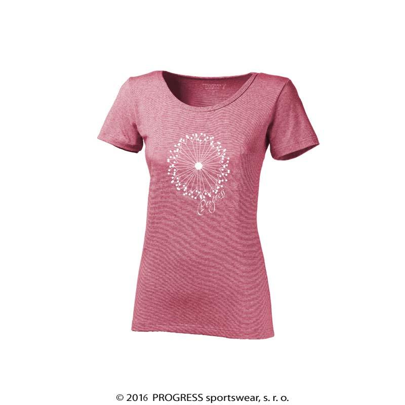 edf89eb2e8 Sasa dámské bambusové tričko (růžová)