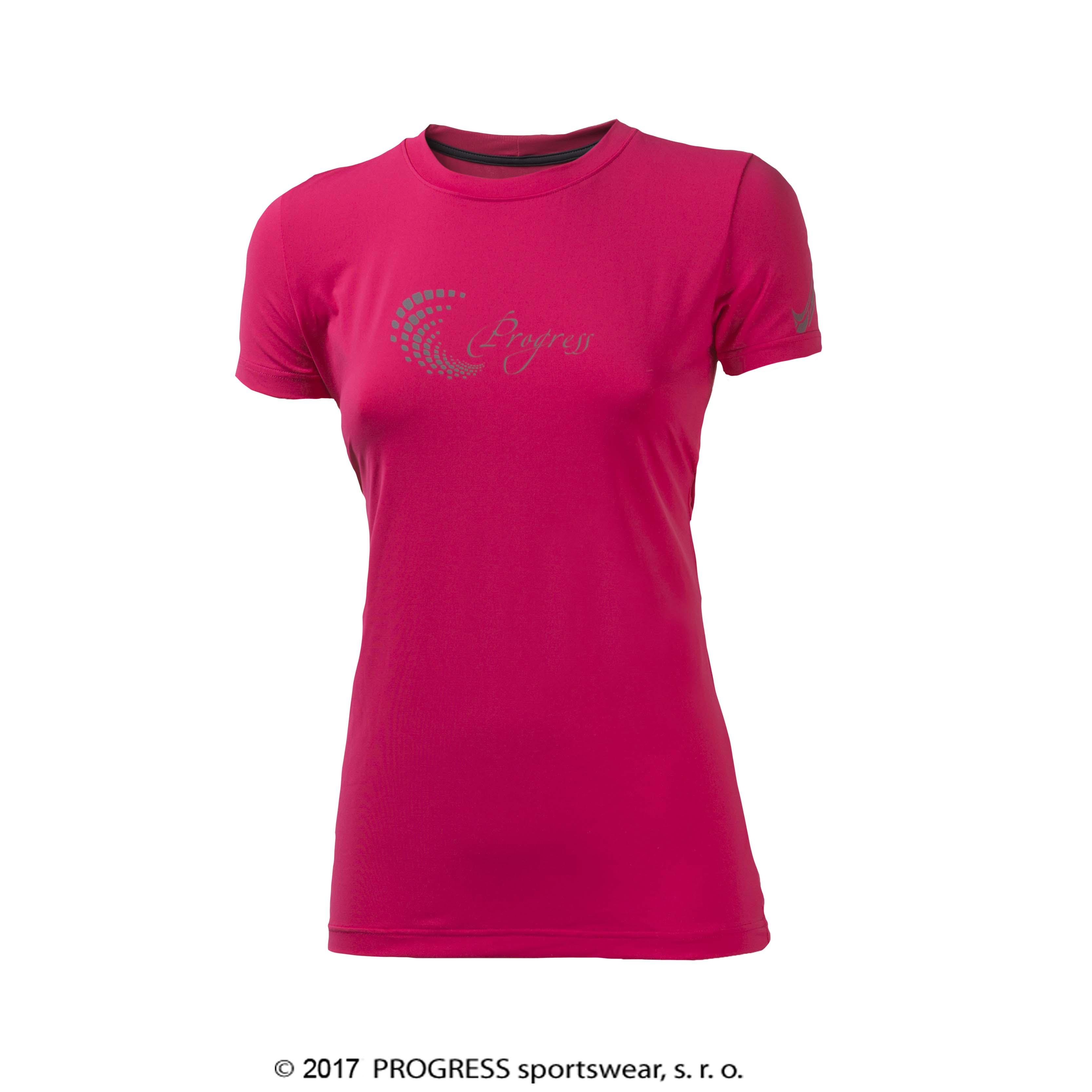 PANTERA dámské sportovní tričko (růžová) 2926c10351