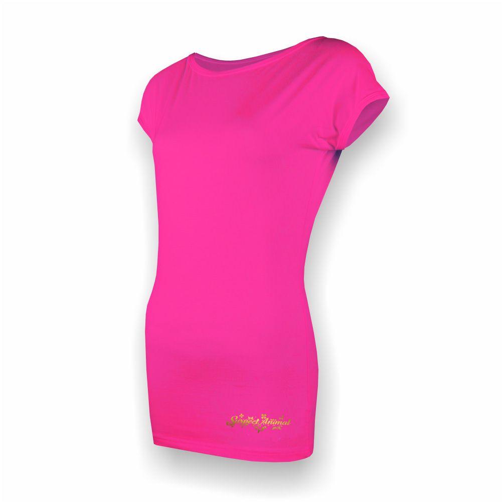 326ffd0cb8 Bambusové tričko Batman (růžová)