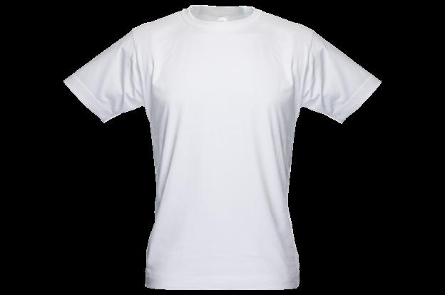Pásnké oblečení pánské tričko bambusové tričko bílé