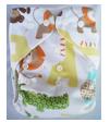 Dětské plenky a plenkové kalhotky Bambusové plenkové kalhotky zoo XL